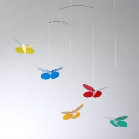 Mobile Papillons Flensted
