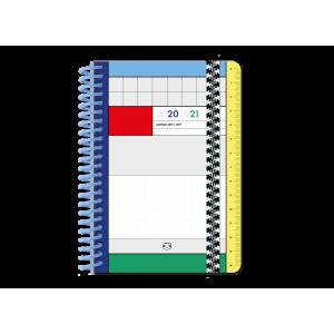 Agenda Module Papier Tigre