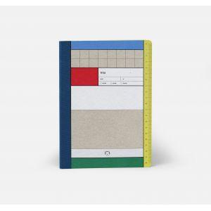 Cahier A5 Module Papier Tigre