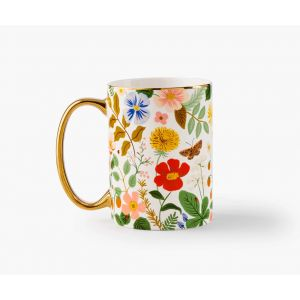 Tasse en porcelaine Rifle...