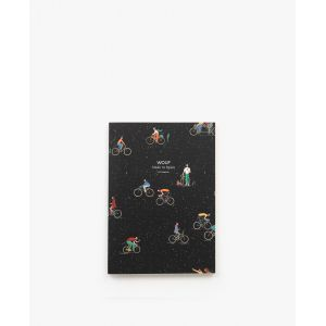 Cahier Riders Wouf