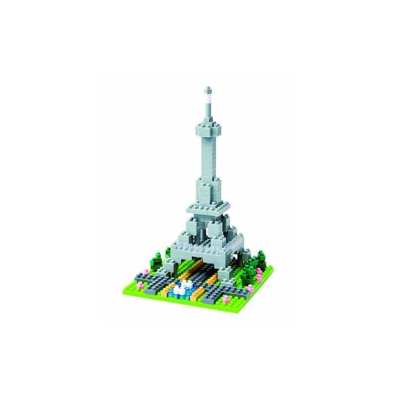 Nanoblock Monuments