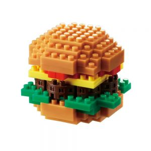 Nanoblock Food