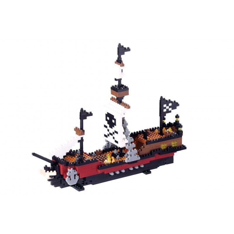 Nanoblock Bateau Pirate