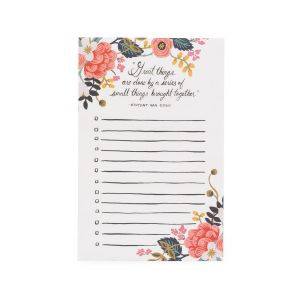 To-do list Rifle Paper