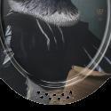 Plateau mural le corbeau Ibride
