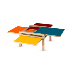 Table Par4 Sculptures Jeux
