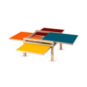 Table Par4 Sculptures Jeux