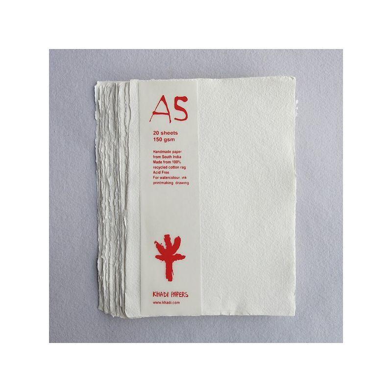 Cartes A5 Coton