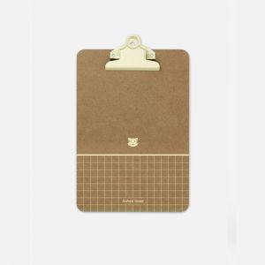 Clipboard Papier Tigre