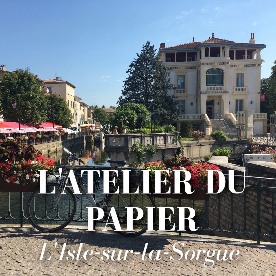 L'Atelier du Papier